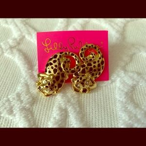 Lilly Pulitzer earrings - NWT